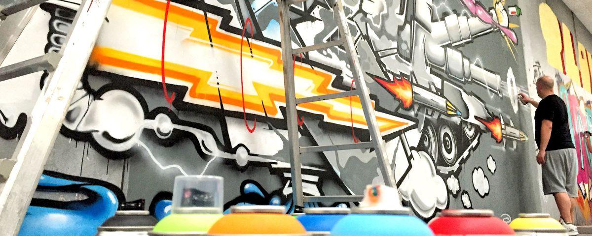 Graffiti & Street Art Festival